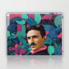 Nicola Tesla Laptop & iPad Skin