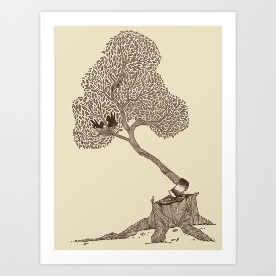 Spirit Indestructible Art Print