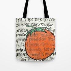 toma tomate Tote Bag