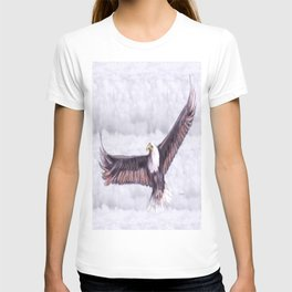 Eagle In The Clouds T-shirt