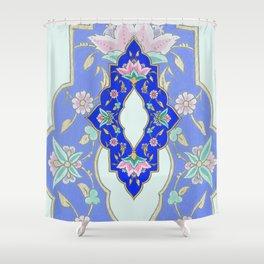 Orient Art Shower Curtain
