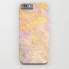 Abstract painting on a stone Slim Case iPhone 6s
