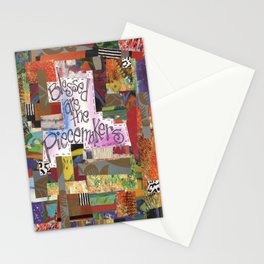 Blessed are the Piecemakers Stationery Cards