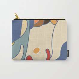 Abstract Body of Woman Carry-All Pouch