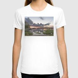 Summer Lanescove sunset T-shirt