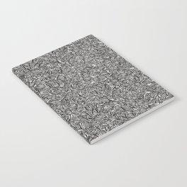 Sunflower Seeds Fill Notebook