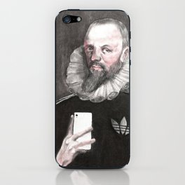 Woo't weep? Woo't fight? Woo't fast? Woo't tear thyself? iPhone Skin
