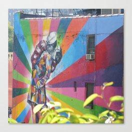 NYC Street Art Canvas Print