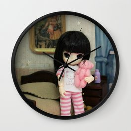 Maria Helena's bedroom Wall Clock