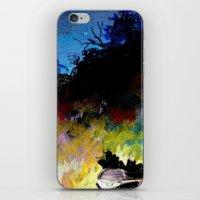 twilight iPhone & iPod Skins featuring Twilight by Ivanushka Tzepesh