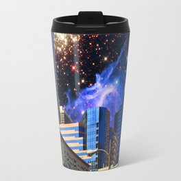View of NGC3603 from Chicago, IL Travel Mug