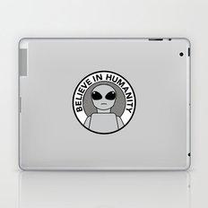 Believe in Humanity Laptop & iPad Skin