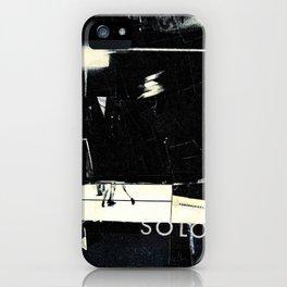 Analogknockout iPhone Case