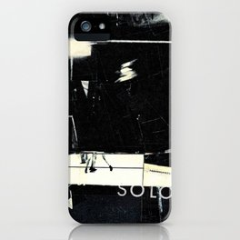 Analogknockout iPhone Case