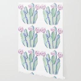Cactus in Love Wallpaper