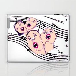 CHORAL SOCIETY           by Kay Lipton Laptop & iPad Skin