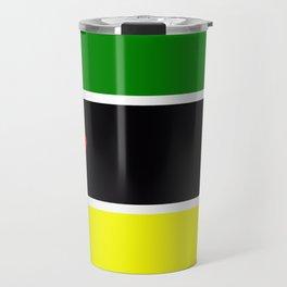 Flag of Mozambique Travel Mug