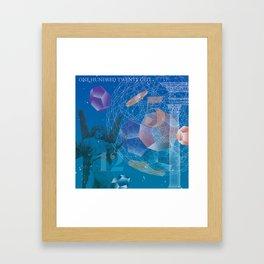 120 Cell (Revisited) Framed Art Print