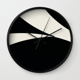 Double Meaning Wall Clock