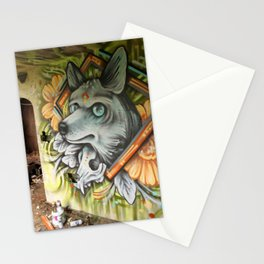 Coyote Spirit Stationery Cards