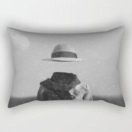 Quest for hat Rectangular Pillow