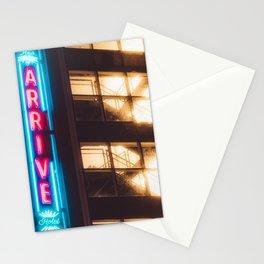 Arrive - Memphis Photo Print Stationery Cards
