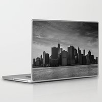 manhattan Laptop & iPad Skins featuring Manhattan by Bust it Away Photography