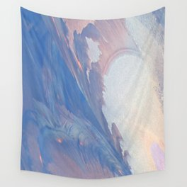 New Ice Light One Wall Tapestry