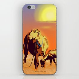 Barbados' Gold, Creatures of the Caribbean iPhone Skin