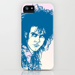 Nick Cave Tribute iPhone Case