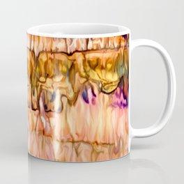 Earth Layers Abstract Coffee Mug