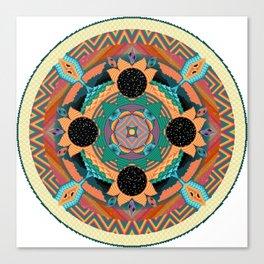 Aria Canvas Print