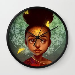 Solstice Wall Clock