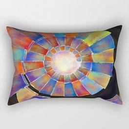 Volsopolis - forgotten future Rectangular Pillow