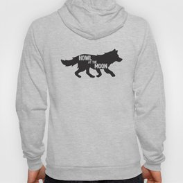 Howl at the moon Hoody