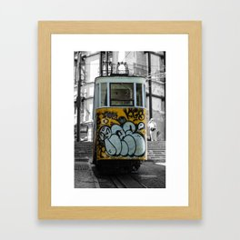Elevator Framed Art Print