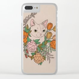 Till Death Us Do Part Clear iPhone Case