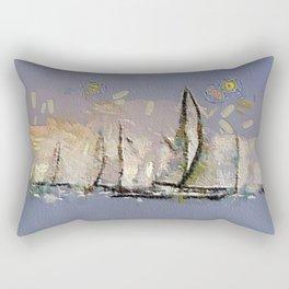 Regata I Rectangular Pillow