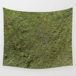Green natur carpet Wall Tapestry
