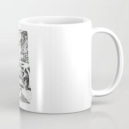 Abstract Angel Of A Dreams Coffee Mug