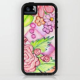 Pink Pomeranian iPhone Case