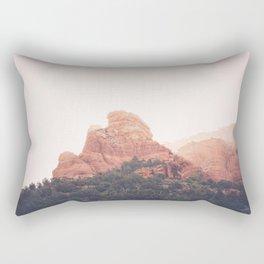 Sunrise in Sedona Rectangular Pillow