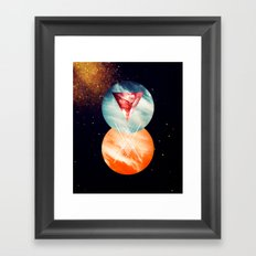 CAMBIARE Framed Art Print