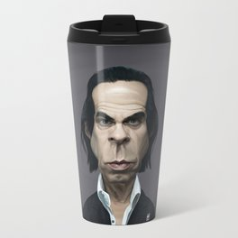 Nick Cave Metal Travel Mug