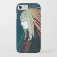 shield iPhone & iPod Cases featuring Shield by Cruz'n Creations