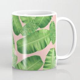 Foliage Pattern Coffee Mug