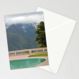 Coroico villa 2 Stationery Cards