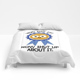 Boast Likely to Succeed Comforters