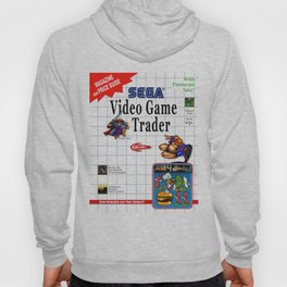 Video Game Trader #31 Cover Design  Hoody