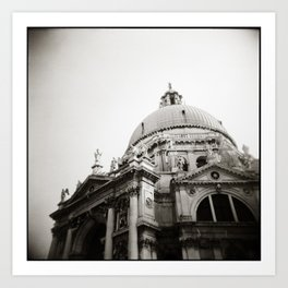 { basilica } Art Print